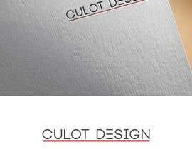 nº 113 pour Culot Design par Jelany74