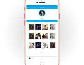 Nro 20 kilpailuun I Need Mobile App Mock-Up With Wireframe Included käyttäjältä anupamcg
