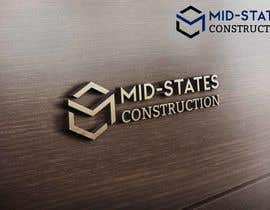 #96 cho Mid-States Construction Logo Needed bởi zwarriorx69
