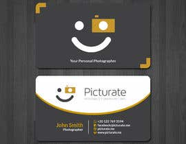 #114 for Photography & videography bussiness card by papri802030