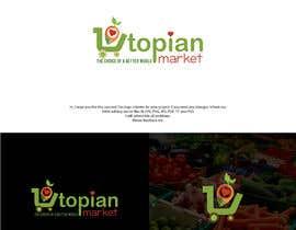 Nro 66 kilpailuun Improve our SuperMarket Logo käyttäjältä SandipBala