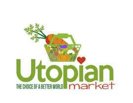Nro 38 kilpailuun Improve our SuperMarket Logo käyttäjältä ekrambd