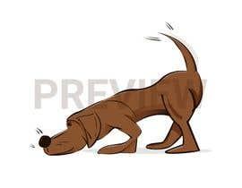 Nro 31 kilpailuun Cartoon dog drawing - Vector käyttäjältä ahmrdn25