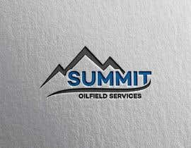 Nro 6 kilpailuun I need a logo for my new company! the name is summit oilfield services, and we are mechanics and welders that repair oilfield service rigs and equipment. I am looking for something that represents the name summit, and it needs to be kept fairly simple so  käyttäjältä mindreader656871