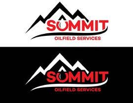 Nro 9 kilpailuun I need a logo for my new company! the name is summit oilfield services, and we are mechanics and welders that repair oilfield service rigs and equipment. I am looking for something that represents the name summit, and it needs to be kept fairly simple so  käyttäjältä mindreader656871