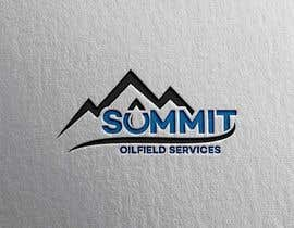 Nro 20 kilpailuun I need a logo for my new company! the name is summit oilfield services, and we are mechanics and welders that repair oilfield service rigs and equipment. I am looking for something that represents the name summit, and it needs to be kept fairly simple so  käyttäjältä mindreader656871