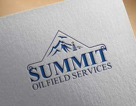Nro 14 kilpailuun I need a logo for my new company! the name is summit oilfield services, and we are mechanics and welders that repair oilfield service rigs and equipment. I am looking for something that represents the name summit, and it needs to be kept fairly simple so  käyttäjältä ganimollah