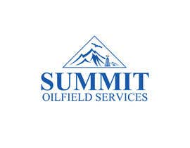 Nro 15 kilpailuun I need a logo for my new company! the name is summit oilfield services, and we are mechanics and welders that repair oilfield service rigs and equipment. I am looking for something that represents the name summit, and it needs to be kept fairly simple so  käyttäjältä ganimollah
