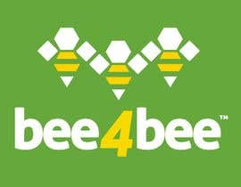 Krishley님에 의한 Logo Design for bee4bee을(를) 위한 #542