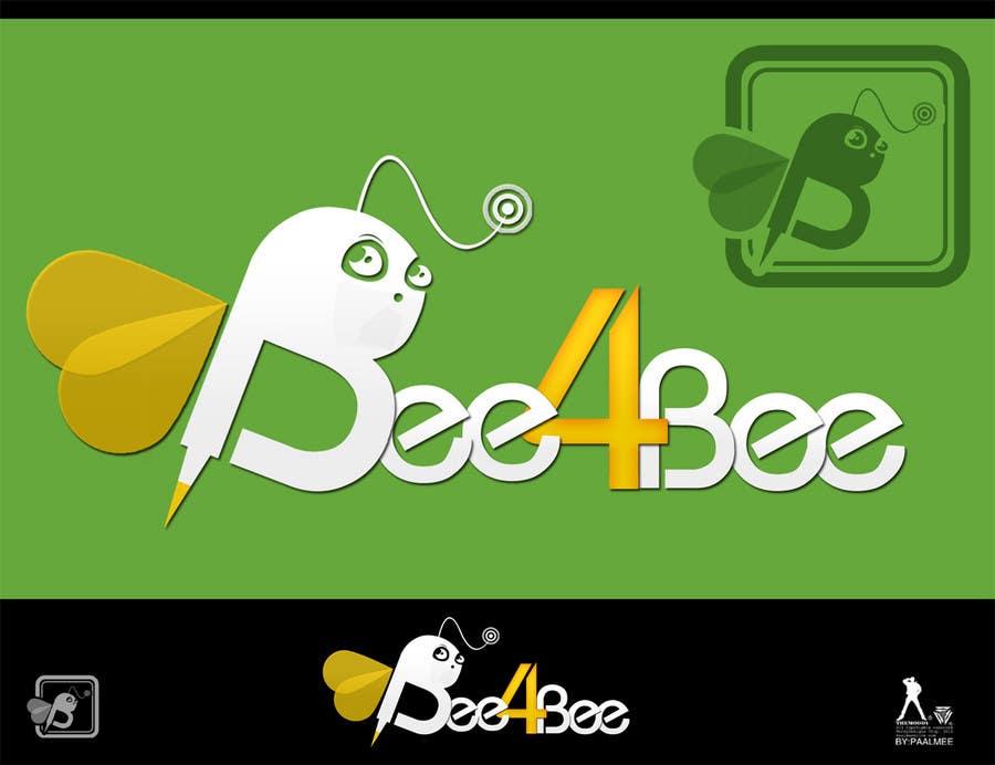 Конкурсная заявка №711 для Logo Design for bee4bee