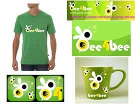 #619 för Logo Design for bee4bee av Yutopia