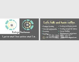 #80 for Businesscard by svetlanadesign