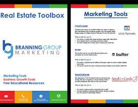 "#8 para Design a Document, ""Real Estate Toolbox"" de graphicsitcenter"