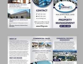 nº 27 pour Design a Commercial Real Estate Trifold Brochure par mylogodesign1990