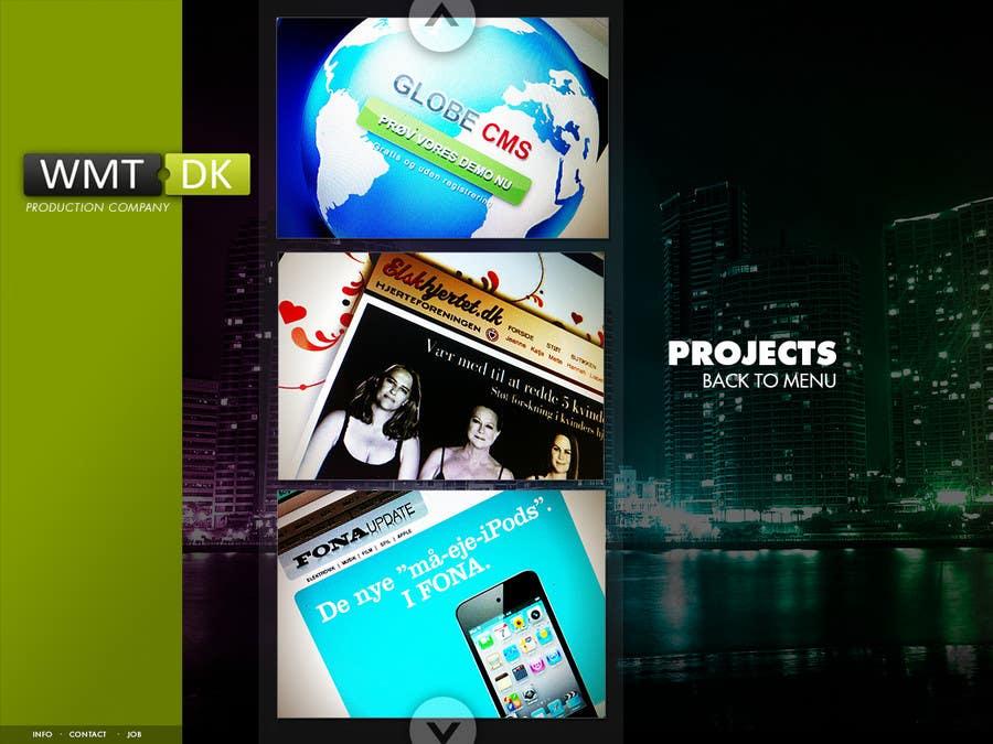 Contest Entry #18 for Website Design for WeMakeTraffic