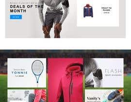 alphinnirmal tarafından Tennis themed website için no 5