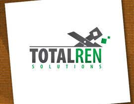 #99 para Logo Design for TotalRen Solutions por andreijindiceanu