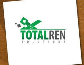#100 para Logo Design for TotalRen Solutions por andreijindiceanu