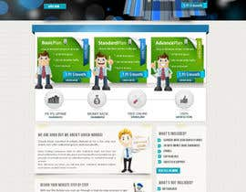 #26 for Website Design for servinio af kreativegraphic