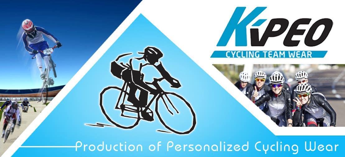 Penyertaan Peraduan #8 untuk Banner Ad Design for kipeo