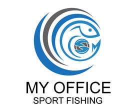 #61 for MY OFFICE SPORT FISHING LOGO by shakilhd99