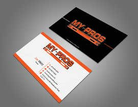 #313 for Design some Business Cards by soman1991