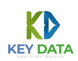 #219 for Key Data Logo by noelcortes