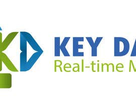 #220 for Key Data Logo by noelcortes