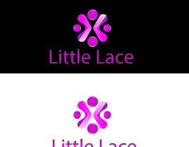 #46 for little lace logo for fabrics by khabdurrahim1