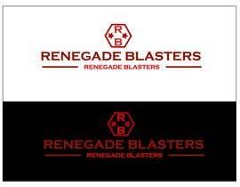 #26 untuk Design a business logo for my company Renegade Blasters oleh fatematujzohura