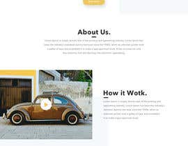 #21 for Design Landing Page by Saripudin71