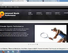 #164 pentru Graphic Design for Advanced Muscle Performance de către dworker88