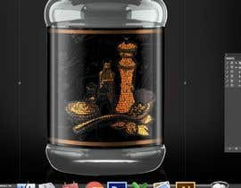 #44 for Design a spice jar sticker with a matching logo - VERY FUN PROJECT :) af yafimridha