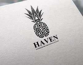 AnnaVannes888 tarafından Design a Logo - Haven Interior Decoration & Styling için no 94