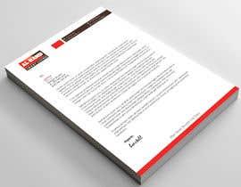 Nro 103 kilpailuun I want Printable design business card , letter head , dvd , envelop , email signature  using our logo . käyttäjältä husibulislam