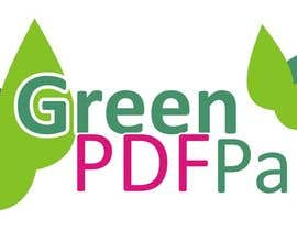#219 para Logo Design for Green PDF Paper por jude134