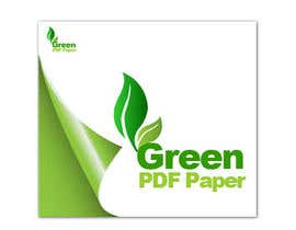 #433 para Logo Design for Green PDF Paper por LogoDunia