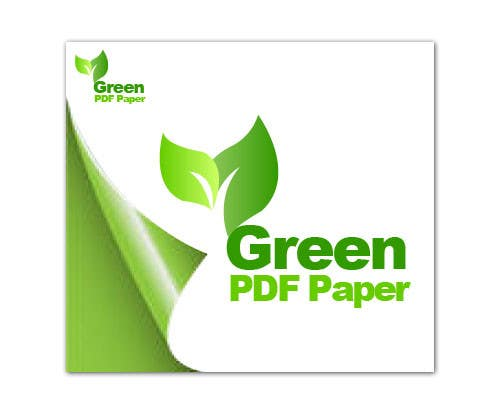 #432 for Logo Design for Green PDF Paper by LogoDunia