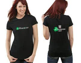 #11 for T-shirts St patrick's day by jpsam
