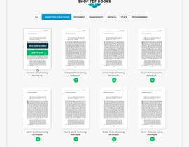 #18 for Design and build a WorPress/WooCommerce (for digital download) website by greenarrowinfo