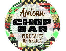 "Nro 5 kilpailuun I need a logo for my restaurant business.  The name of the restaurant is ""African Chop Bar"". And the motto is ""Fine taste of Africa"" käyttäjältä stuartcorlett"