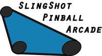 Logo Design for Slingshots Pinball Arcade and Family Fun Center için Graphic Design8 No.lu Yarışma Girdisi