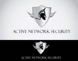 IQlogo tarafından Logo Design for Active Network Security.com için no 75