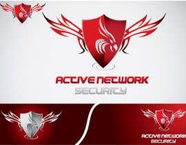 IQlogo tarafından Logo Design for Active Network Security.com için no 65