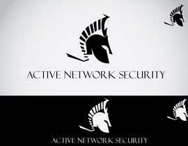 #70 για Logo Design for Active Network Security.com από IQlogo