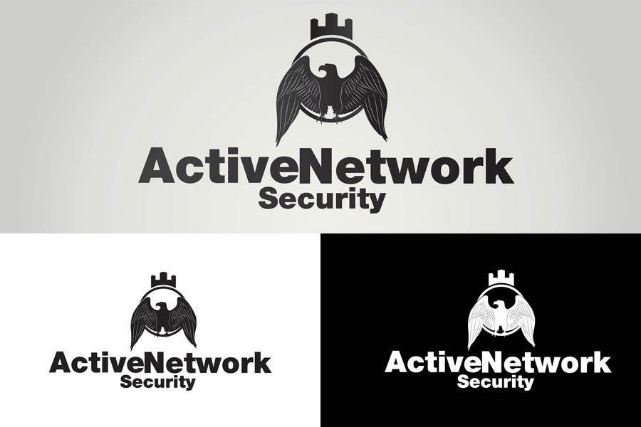 Participación en el concurso Nro.                                        87                                      para                                         Logo Design for Active Network Security.com