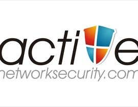 #32 cho Logo Design for Active Network Security.com bởi gauthum