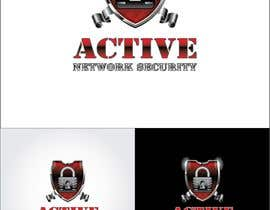 nazim2012 tarafından Logo Design for Active Network Security.com için no 79