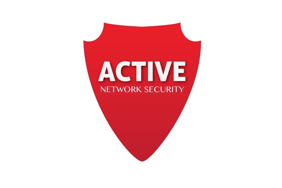 Inscrição nº                                         54                                      do Concurso para                                         Logo Design for Active Network Security.com