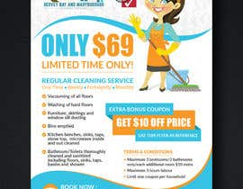 #35 for Special Flyer for cleaning service by Pixelgallery